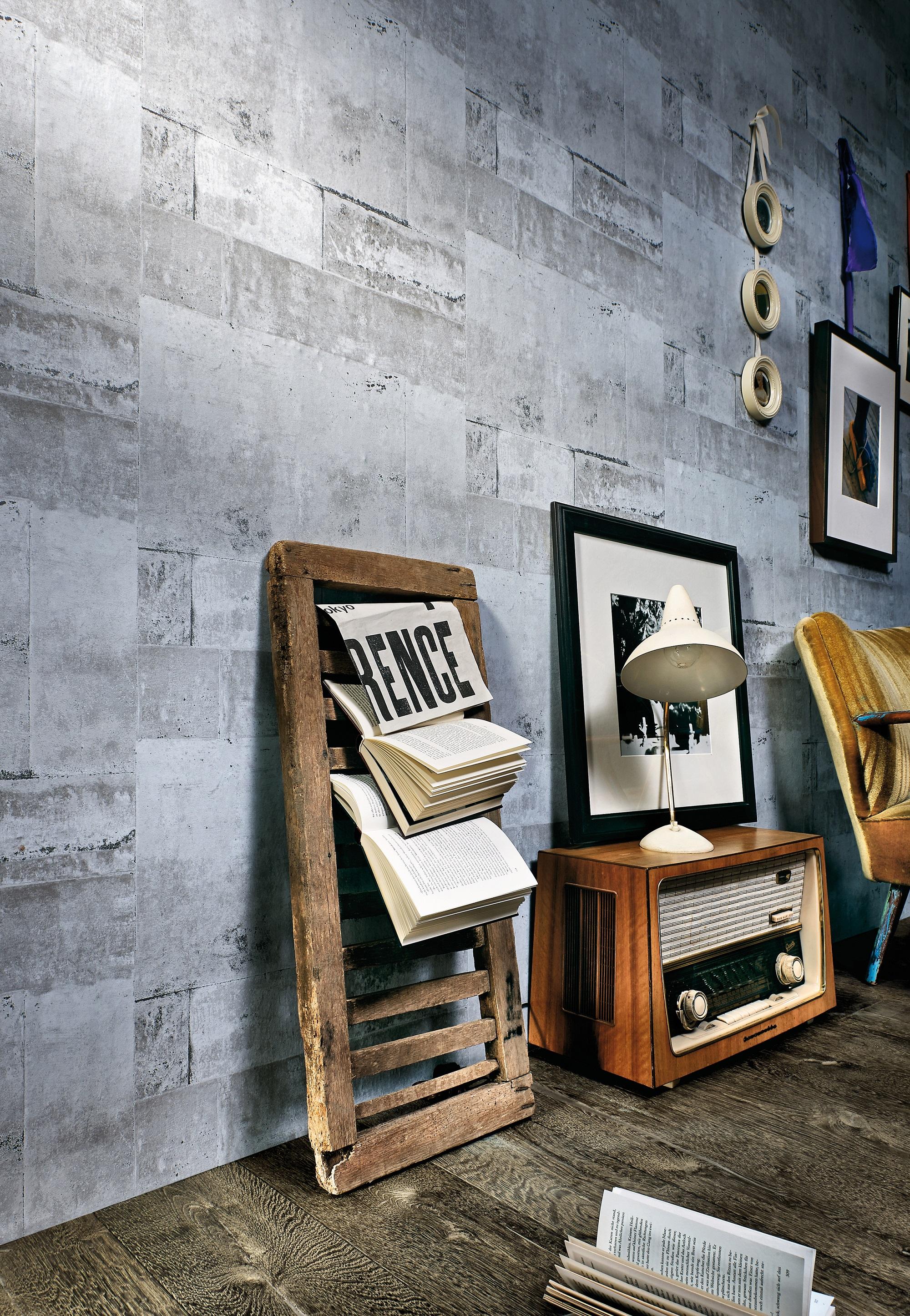 Wand- und Deckengestaltung   \